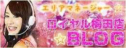 ロイヤル梅田店ブログ
